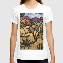 """A Mile Out of Alice Spings"" Margaret Preston T-shirt"