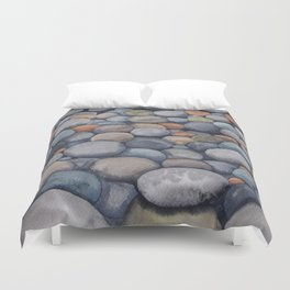Watercolour relaxation Duvet Cover