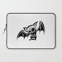 Skeleton bat Laptop Sleeve