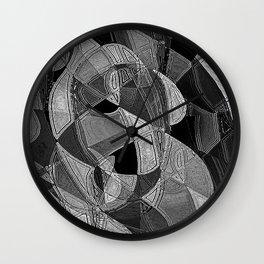 Incognito Wall Clock