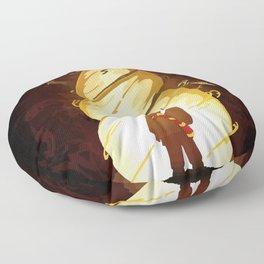 Lovely powa Floor Pillow
