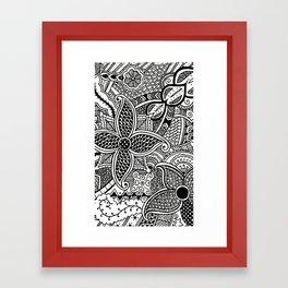 henn.a Framed Art Print