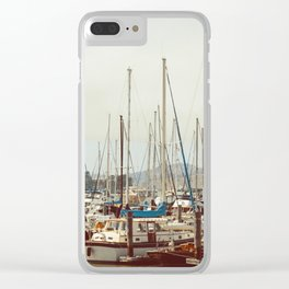 On The Bay   San Francisco Clear iPhone Case