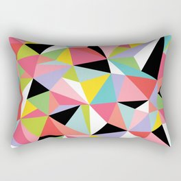 Geometric Jane Rectangular Pillow