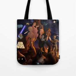 I grew up with a new hope Tote Bag