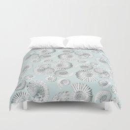 Aquatic Pattern Duvet Cover
