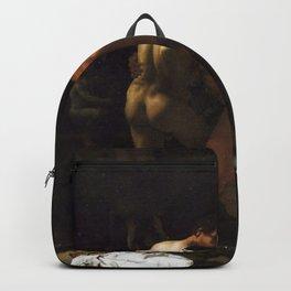 Michael Sweerts - Wrestling Match Backpack