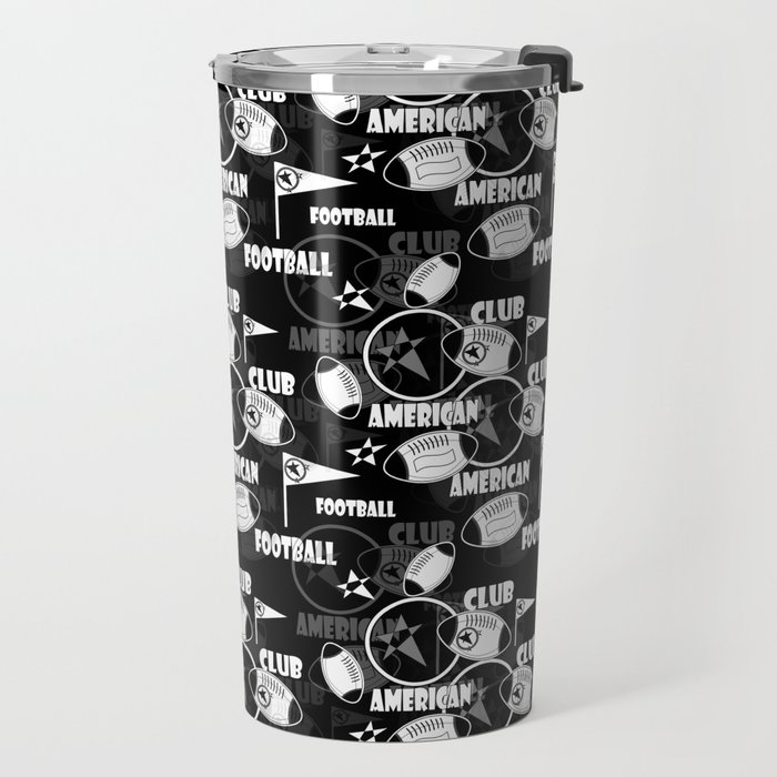 American football 2 Travel Mug