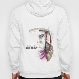 Tigranes the great Hoody