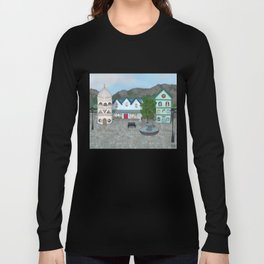 Figures from a Dresden Past - Imagined Long Sleeve T-shirt