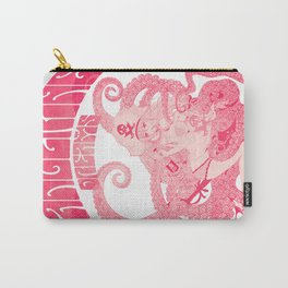 Tangerine Dreams:boiled Carry-All Pouch