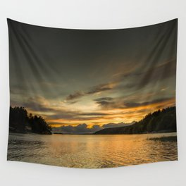 Echoes of days Wall Tapestry