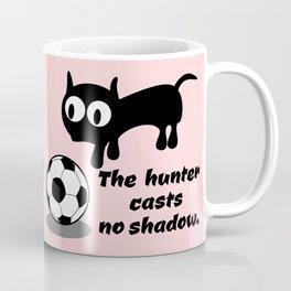 Cat Football Coffee Mug