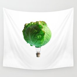 Iceberg Balloon Wall Tapestry