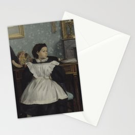 The Bellelli Family (Family Portrait) Stationery Cards
