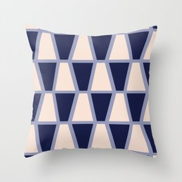 Staccups Throw Pillow