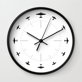 All-Time High Wall Clock