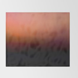 Afterglow Throw Blanket