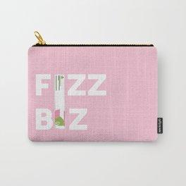 fizz biz pink Carry-All Pouch