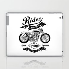 Rider Laptop & iPad Skin