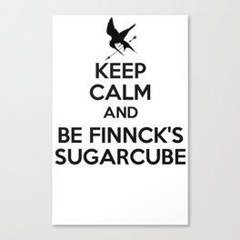 Finnick's Sugarcube Canvas Print