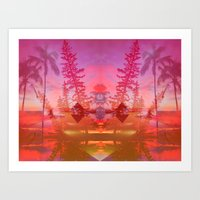 Summertime Art Print