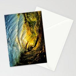 Sunset Barrel ~ Newport Beach Stationery Cards