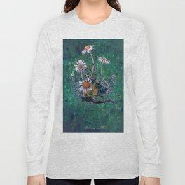 Roman Chamomile Long Sleeve T-shirt