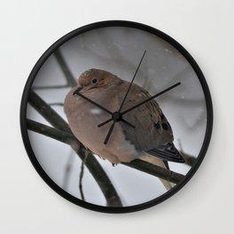 Big Dove Wall Clock