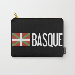 Basque Country: Basque Flag & Basque Carry-All Pouch