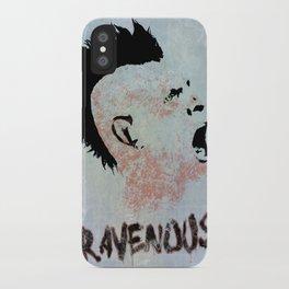 Ravenous iPhone Case
