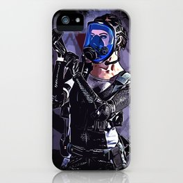 LUPO - Resident Evil iPhone Case