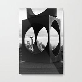 Kerry Park Metal Print