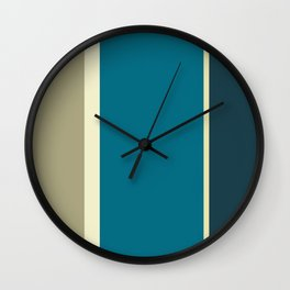 Présidentielles France 2017 Wall Clock