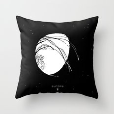EUROPA Throw Pillow