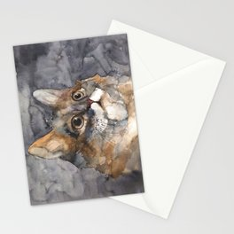 CAT #1 Stationery Cards