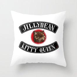 JILLYBEAN Throw Pillow