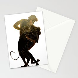 Hercules and The Nemean Lion Stationery Cards