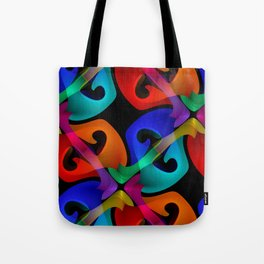 3D - abstraction -60- Tote Bag