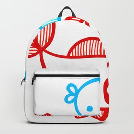 Best Friends Forever - Yin n Yang Backpack