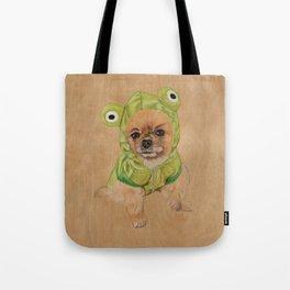 Littlle Greenie Tote Bag