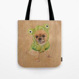 Littlle Greenie Tote Bag