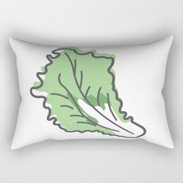 Lettuce Rectangular Pillow