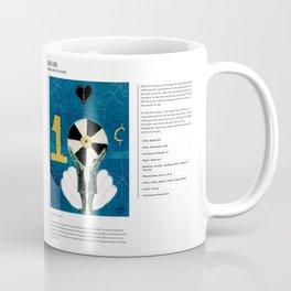 Bold Girl  / Art Stories Coffee Mug