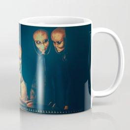 Alien Abduction Alien Autopsy Coffee Mug