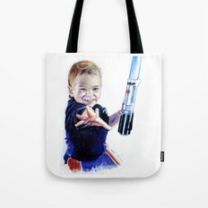 Young Jedi Rowan Tote Bag