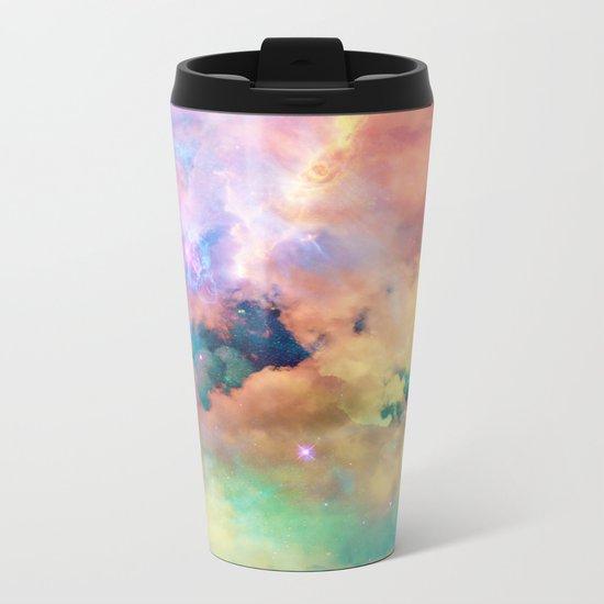 Star Child Metal Travel Mug
