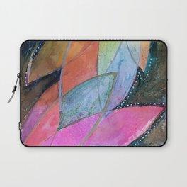 Lotus Dreaming in Pink Laptop Sleeve