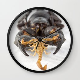 Against the Odds Wall Clock