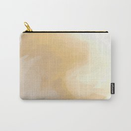 Golden Waves of Sunshine Carry-All Pouch
